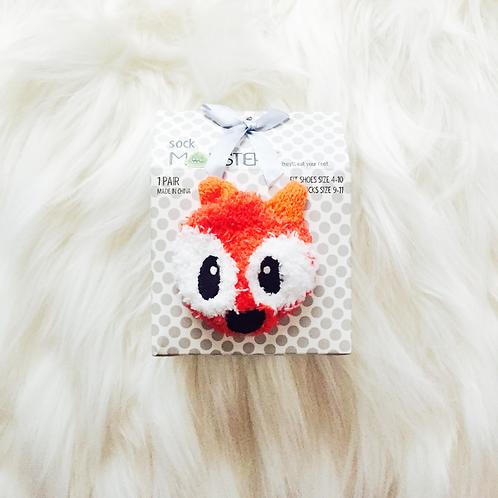 Sock Monsters - Fox
