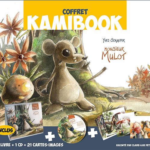 Coffret Kamibook Monsieur Mulot
