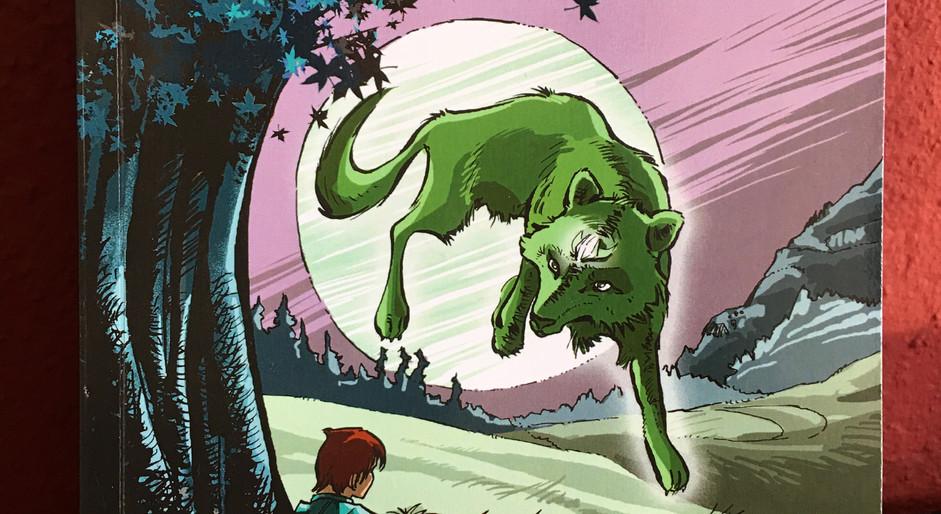 L'Odyssée du Loup d'Emeraude
