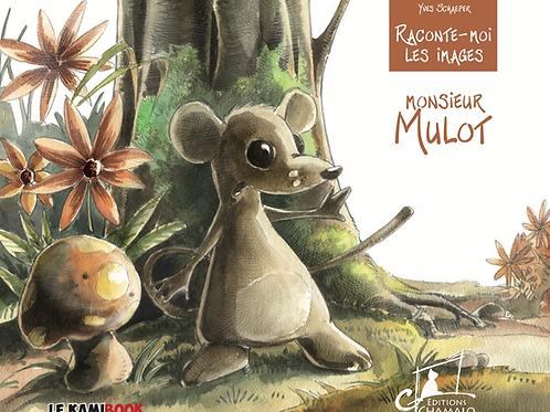 "Livre KamiBook ""Monsieur Mulot"""