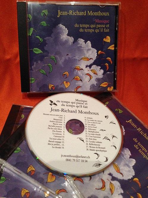 CD Jean-Richard Monthoux