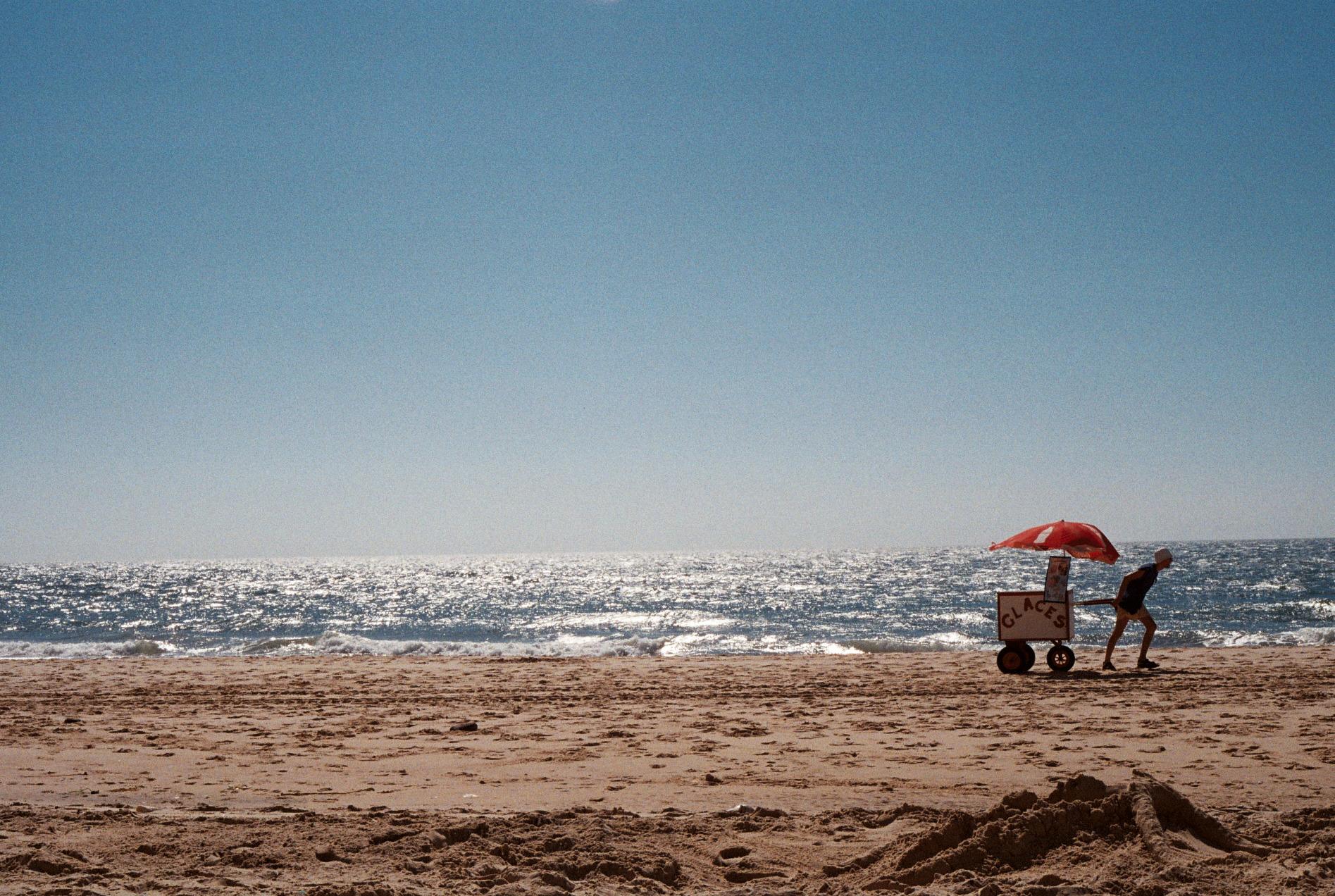 Lacanau Beach