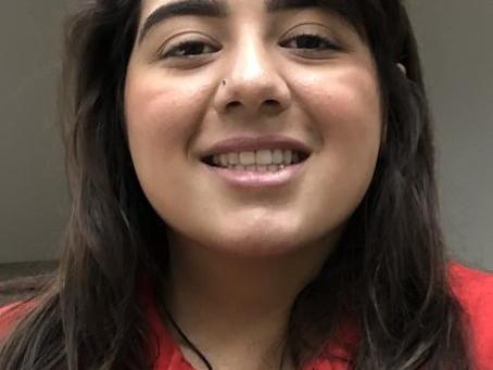 Daniella Peinado - Success Story -  RISE Scholar