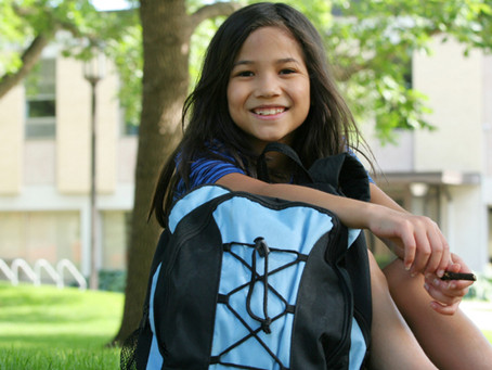 Can a Backpack Save a Kid's Life?