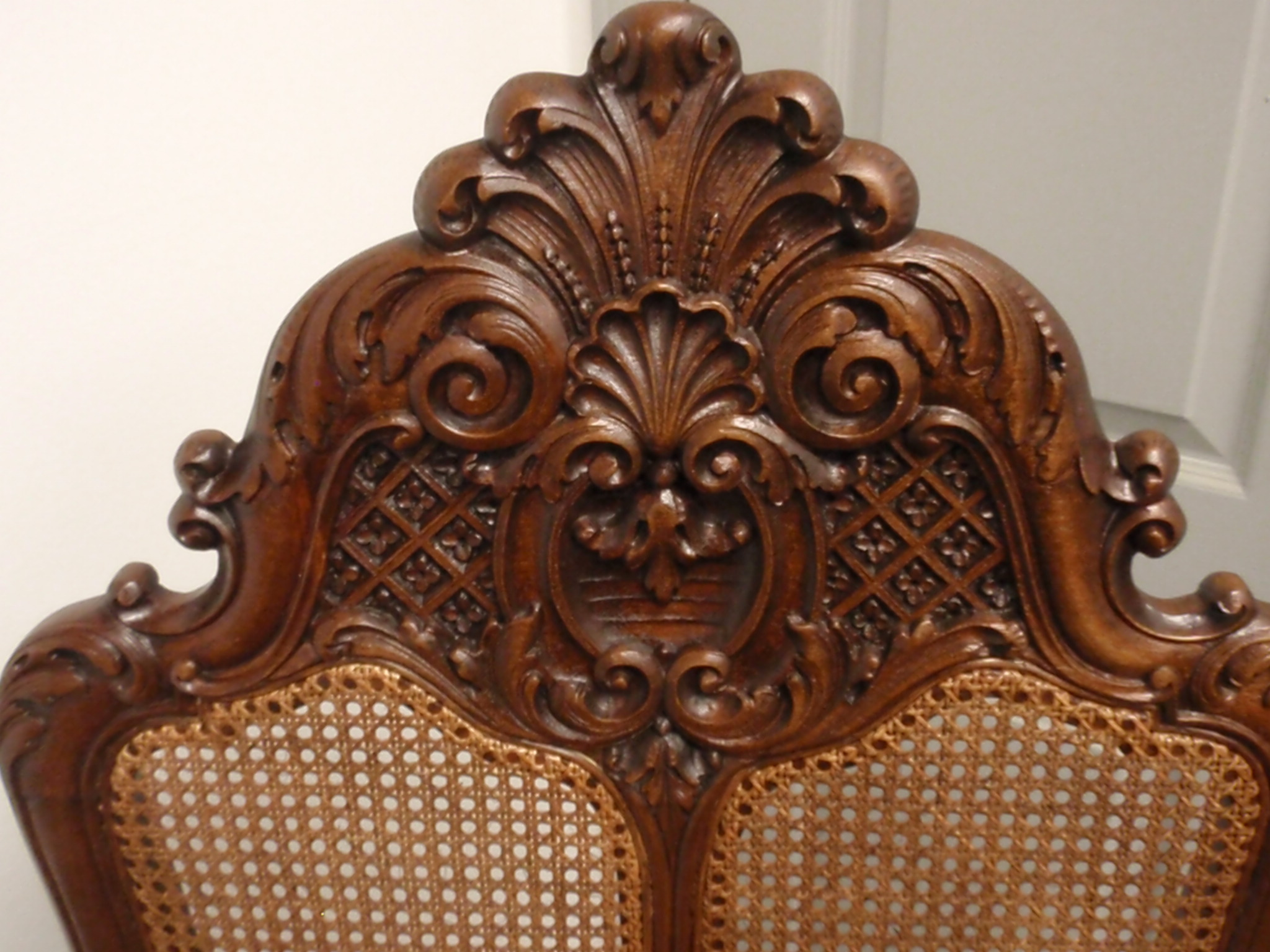 Victorian Hall Chair c