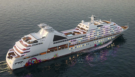 3d cruise designing visualization services in UK
