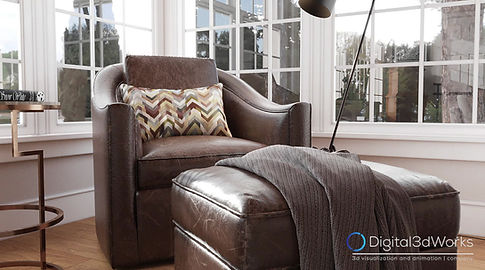 3d interior animation in UK
