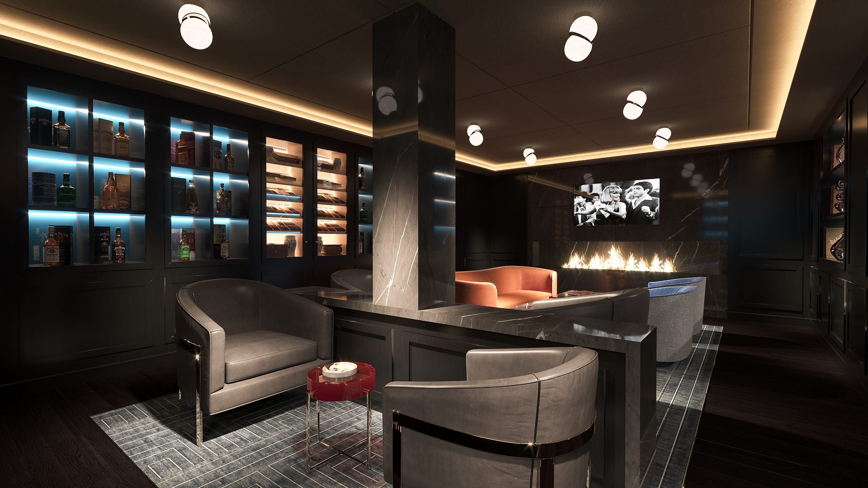 We provide 3d cruise interior designing visualization in UK,  3d yacht design rendering services