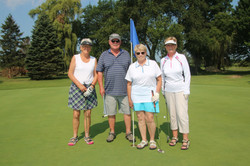 Scholarship golf outing