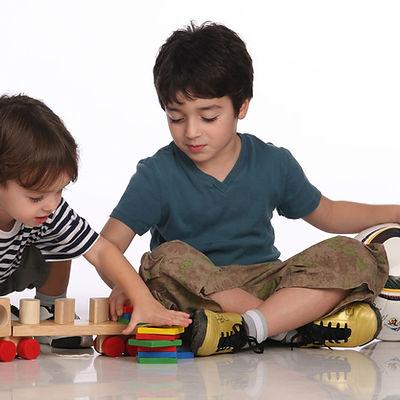 Brüder spielen