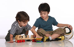 Play Therapy with Karen Hammond - Brothers Playing