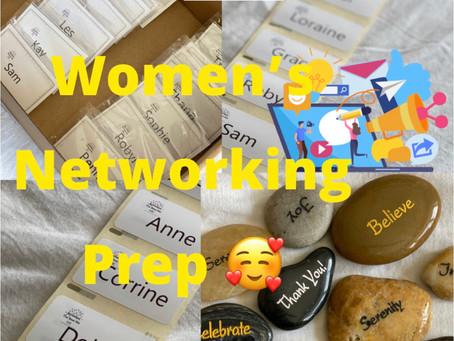 Networking Preparation!