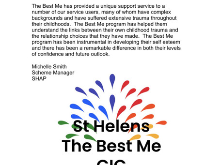 Proud of our work supporting existing services. Filling in those Gaps.