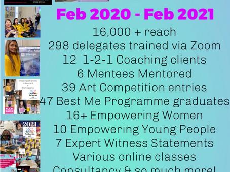 2020-2021 Social Impact