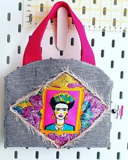 Mini bolsa Frida
