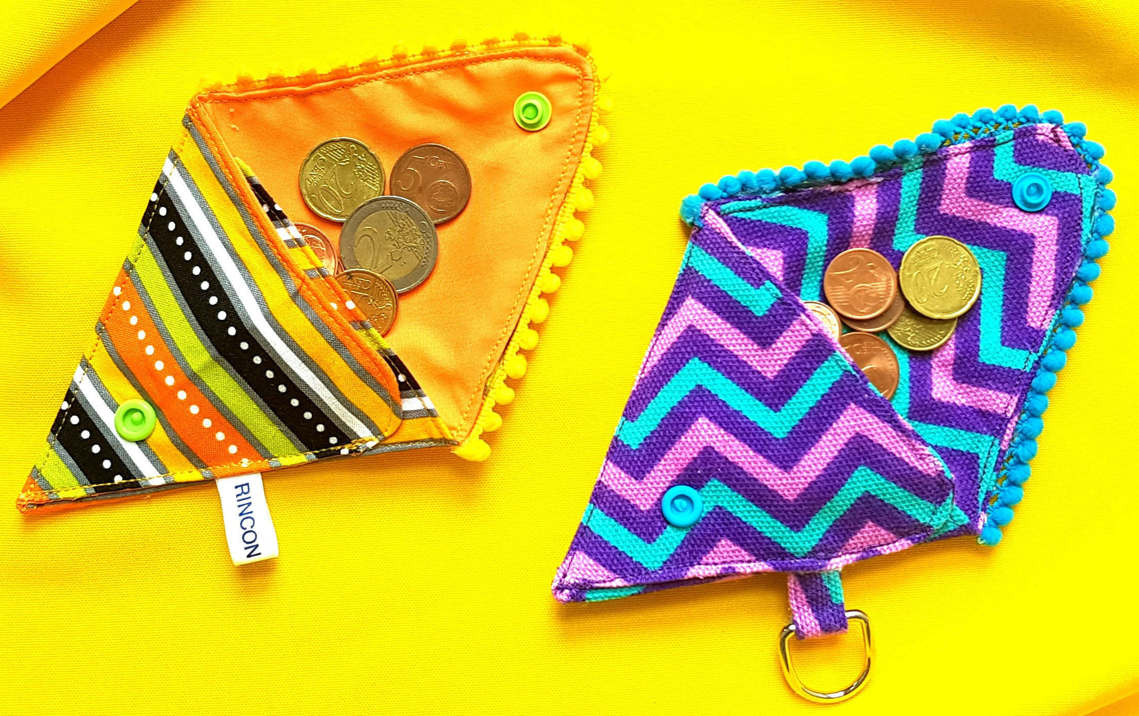 Pouch for coins
