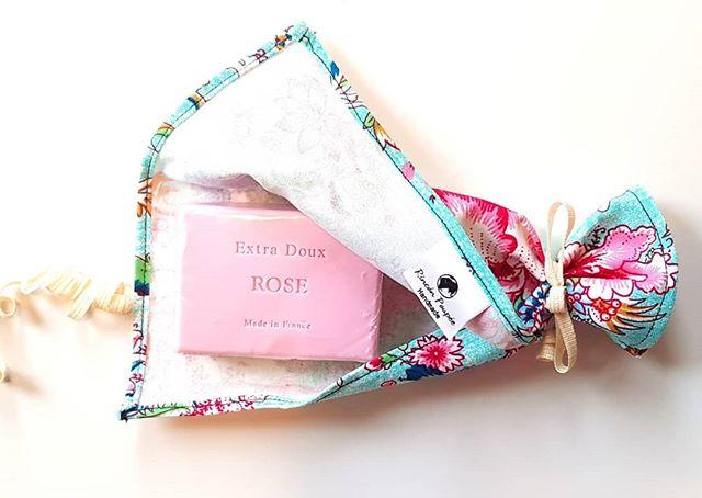 Envoltorios de tela para tus regalos