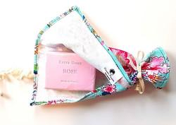 Envoltorio de tela para tus regalos
