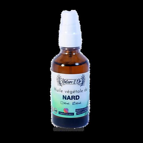 Huile végétale de Nard - Nature & Or - 50 ml
