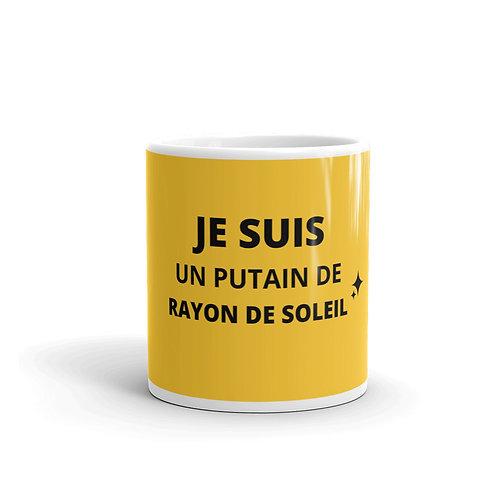 """Mug """"je suis un"""