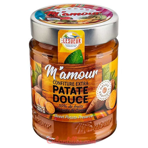 Confiture extra Patate douce- M'amour