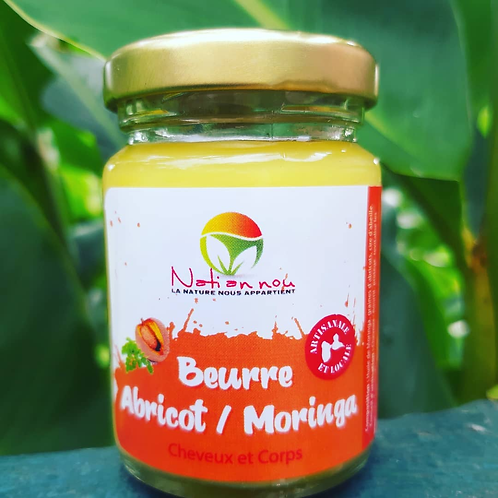 Beurre Abricot Moringa
