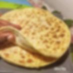 Tortilla de Fruit à pain