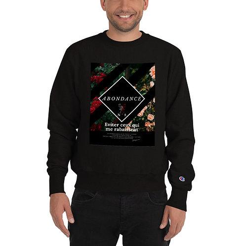 "Champion Sweatshirt ""Secret N°8"""
