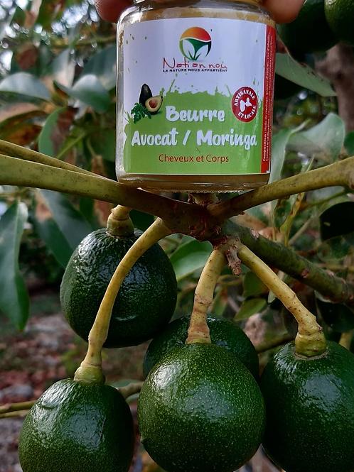 Beurre Avocat Moringa