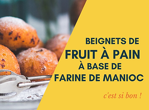 beignets_de_fruit_à_pain_avec_de_la_far
