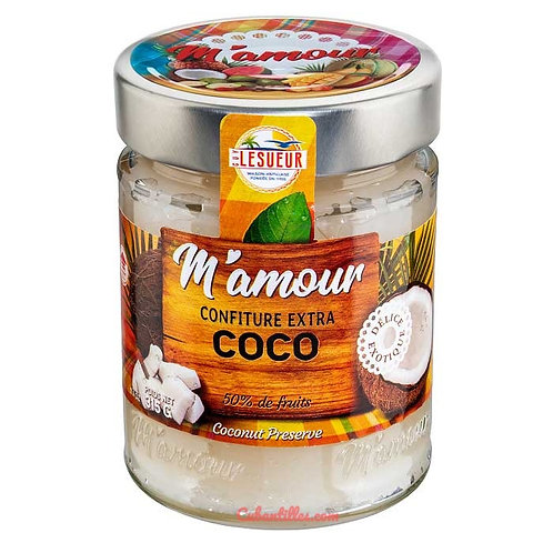Confiture extra coco- M'amour