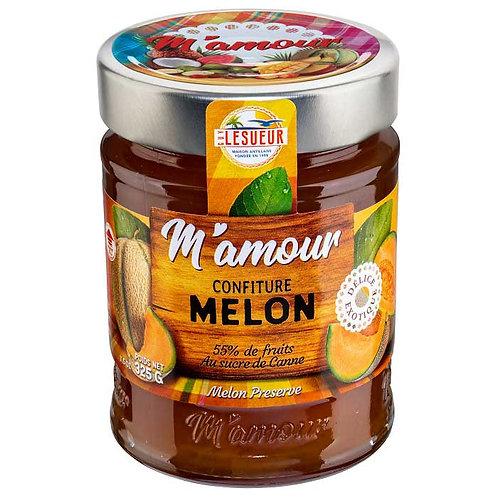 Confiture melon- M'amour