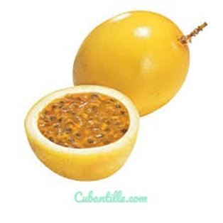 Maracudja (fruit de la pssion)