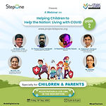 Helping the Children to Help Nation: Living with COVID