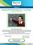 Stopping COVID Global Experience: Local Action
