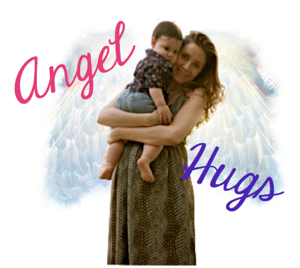 angel hugs with danielle dove