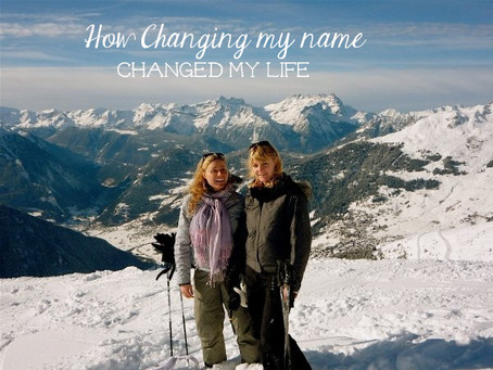 How changing my name changed my life