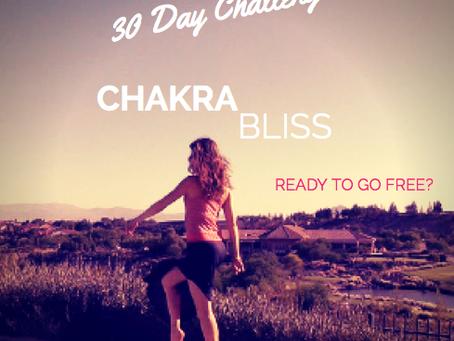 Go Free: Chakra Bliss Challenge