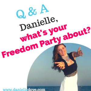 what's the freedom party about