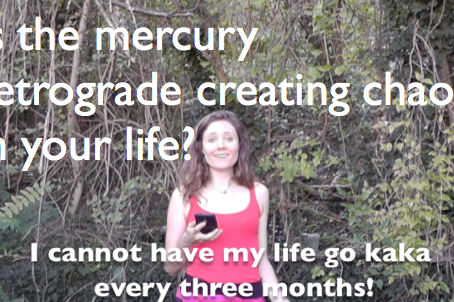 Is the mercury retrograde creating chaos in your life: here's a way out.