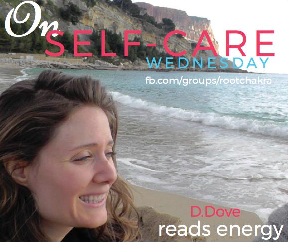 DDove Reads Energy