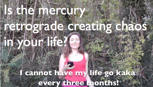 is the mercury retrograde