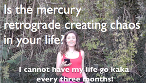is the mercury retrograde