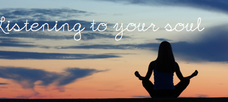 {Guest Blog} Listening to your Soul
