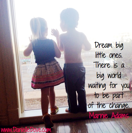 dream big hayden and kai