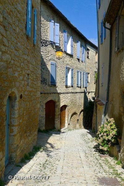 forcalquier vieille ville