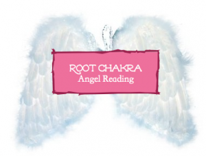 root chakra angel reading