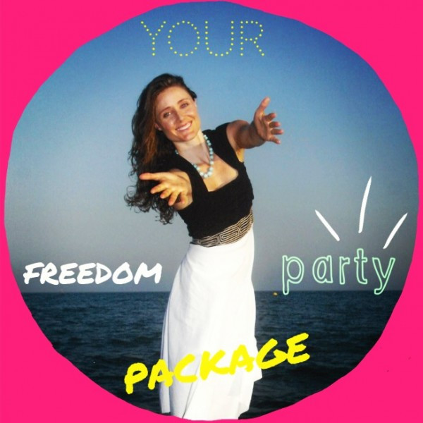 Freedom Party Package with Danielle Dove
