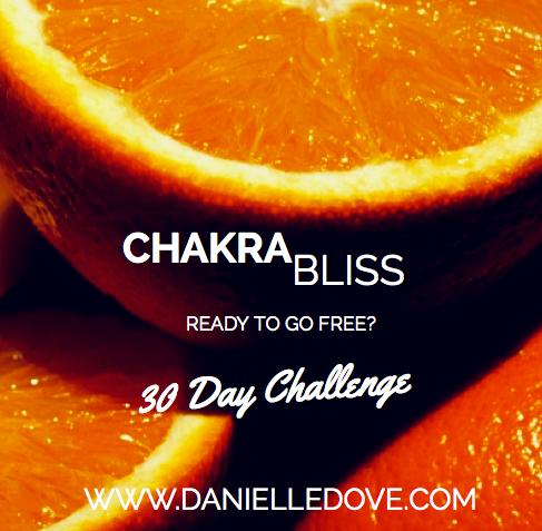 Go Free chakra bliss oranges