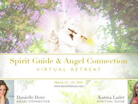 Spirit Guide & Angel Connection Virtual Retreat